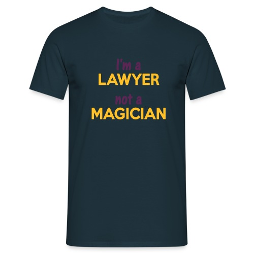 Lawyer Magician - T-shirt Homme