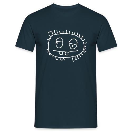 Hutzel die Amöbe - Männer T-Shirt