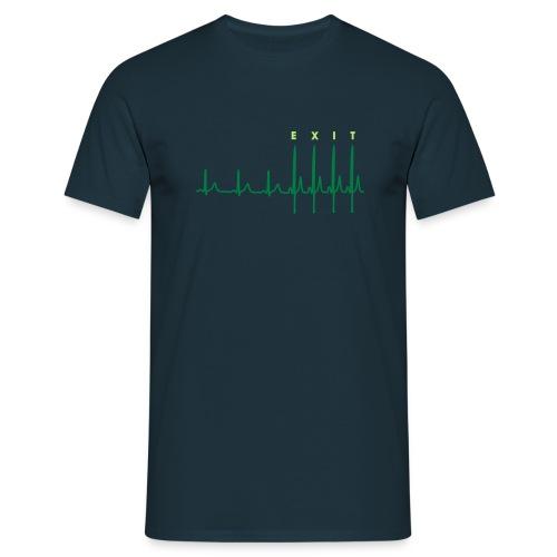 EXIT - Männer T-Shirt