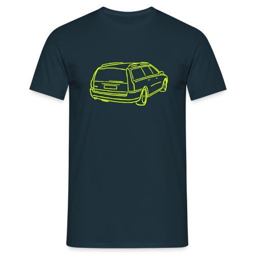 volvo v70ii e - Männer T-Shirt