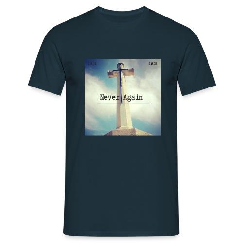 Never Again - Men's T-Shirt