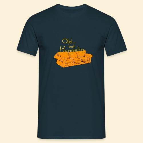 Hyggelig sofa - Männer T-Shirt