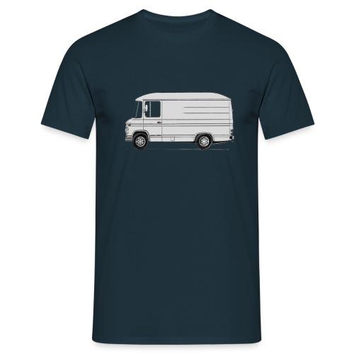 mb508 kort hoog - Mannen T-shirt