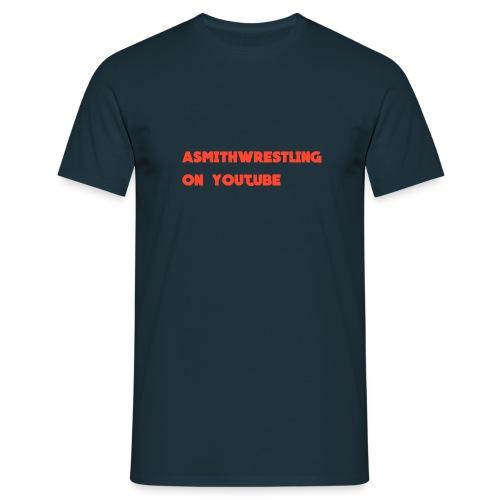 youtube watermark png - Men's T-Shirt