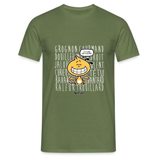defauts - T-shirt Homme