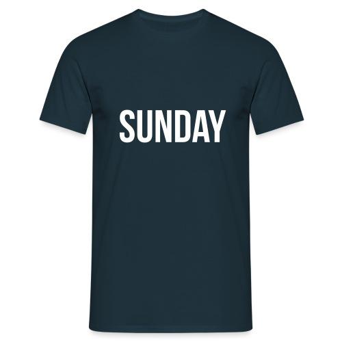 Sunday - Men's T-Shirt