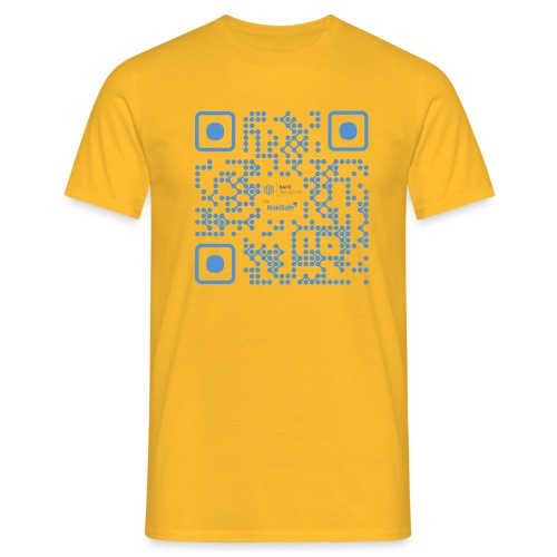 QR Maidsafe.net - Men's T-Shirt