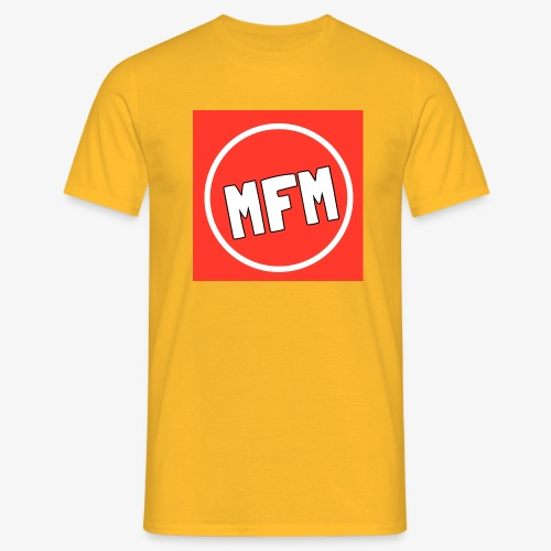 MrFootballManager Clothing - Men's T-Shirt