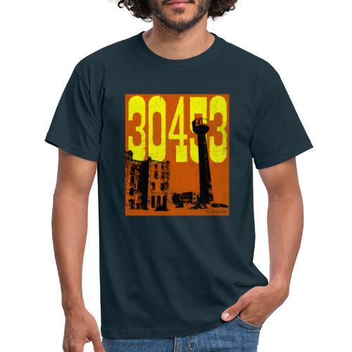 Stadtansichten Hannover Conti - Männer T-Shirt