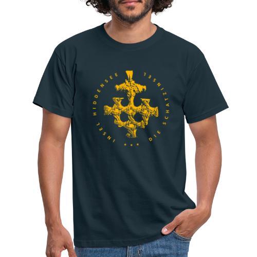 goldschatz_gelb - Männer T-Shirt