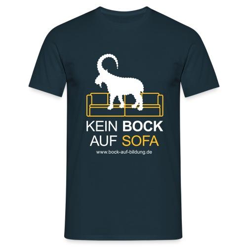 KEIN BOCK AUF SOFA - Männer T-Shirt
