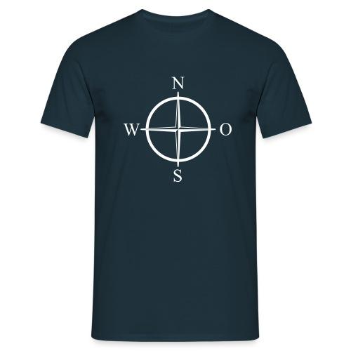 Windrose - Männer T-Shirt