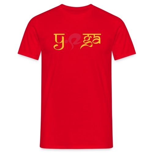 bakasanayoga - T-shirt Homme