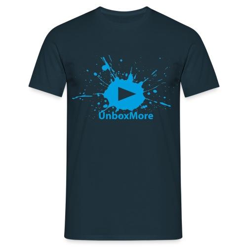 UnboxMore logo - Men's T-Shirt