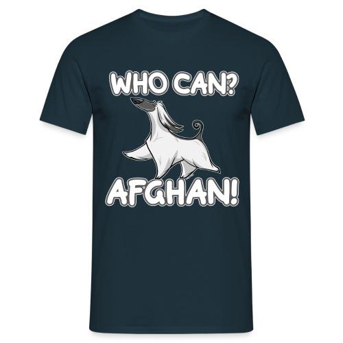 Who Can Afghan III - Miesten t-paita