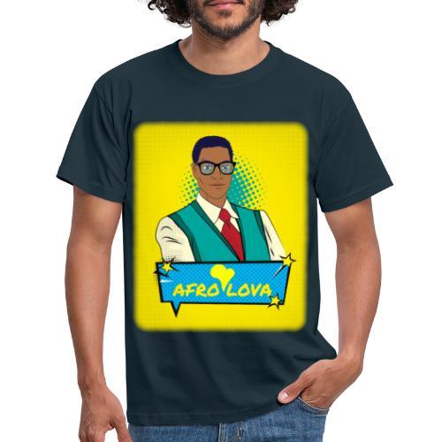 Pop Man Afro - T-shirt Homme