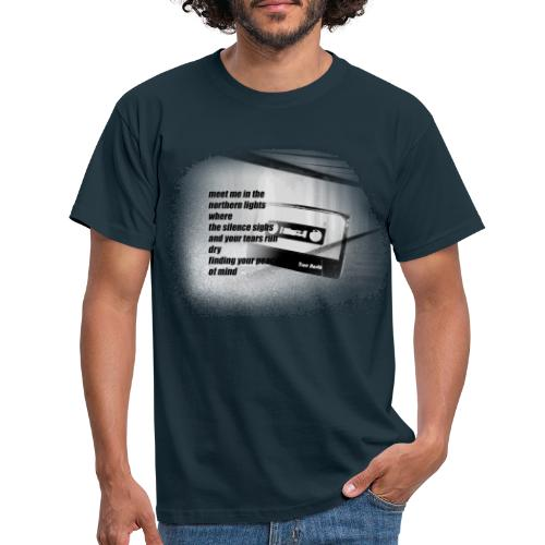 TRUE NORTH TEE - Männer T-Shirt