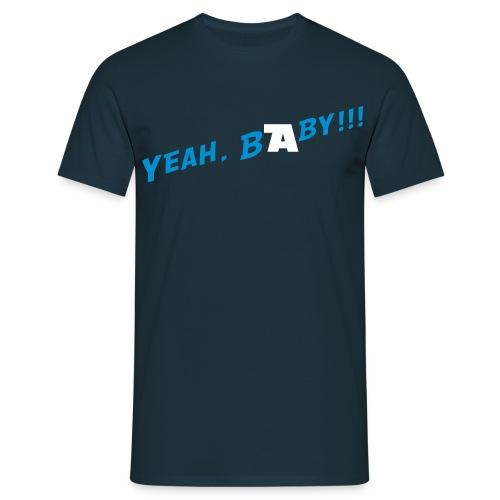 yeah - Männer T-Shirt