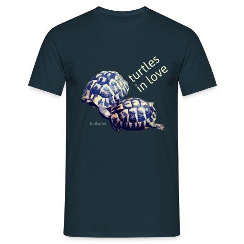 loveturtles - T-shirt Homme
