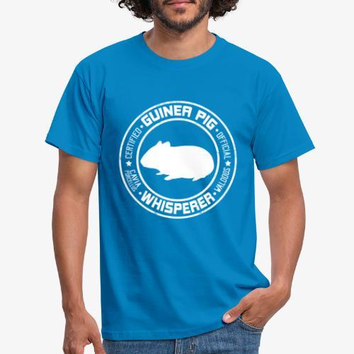 Marsewhisperer White - Miesten t-paita