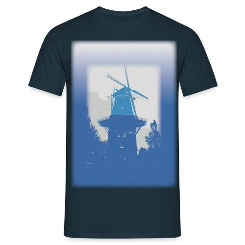 Mills blue - Men's T-Shirt