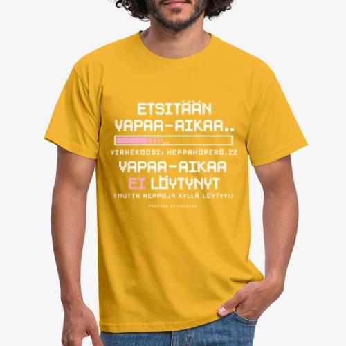 Heppahöperön Vapaa-aika - Miesten t-paita