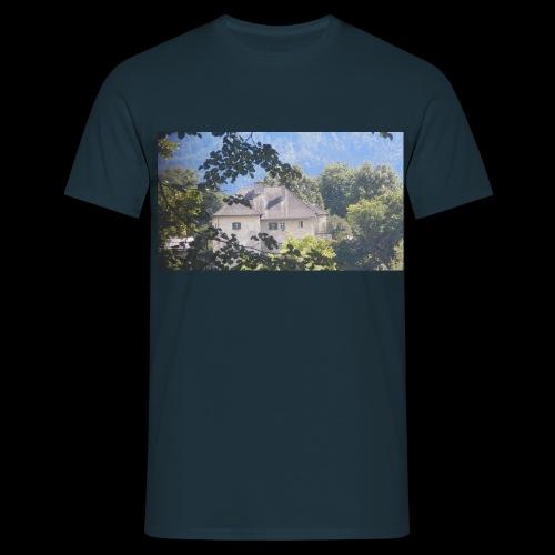 Altes Haus Vintage - Männer T-Shirt