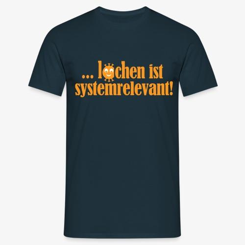 system - Männer T-Shirt