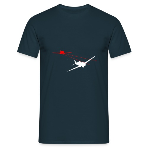 hellplanes2 copy - Men's T-Shirt