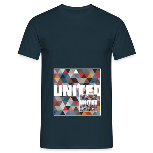 UNITED COLOR - T-shirt Homme