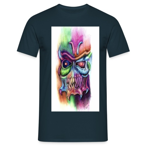 MoNdAy Mornings - Men's T-Shirt