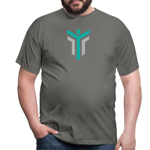 IOP logo - Men's T-Shirt