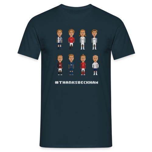 A football career DB7 - Men's T-Shirt