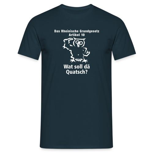 Artikel10 - Männer T-Shirt