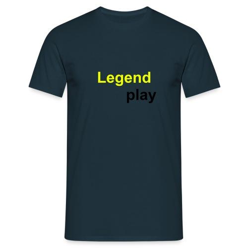 Legendplay - Männer T-Shirt
