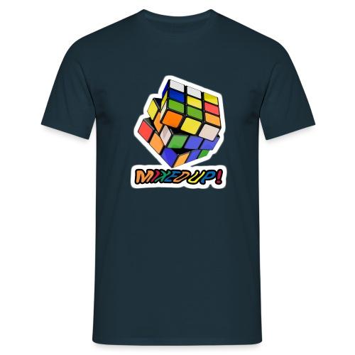 Rubik's Mixed Up! - Men's T-Shirt