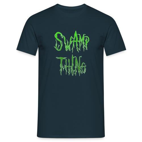 Swamp thing - Men's T-Shirt