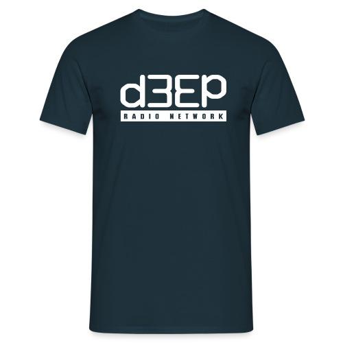 d3ep-full-white - Men's T-Shirt