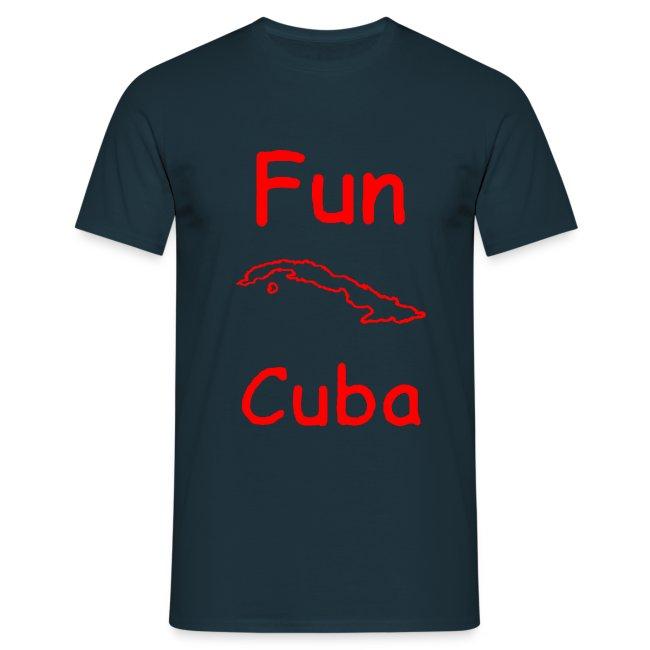 FUN CUBA BORDO ROSSO