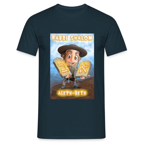 Rabbi Shalom Aleph Beth - T-shirt Homme