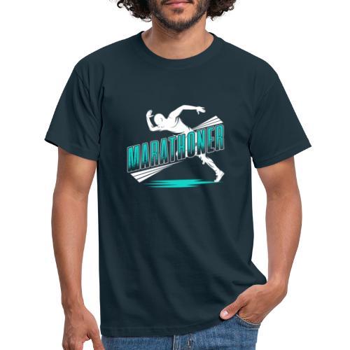 Marathoner - Männer T-Shirt