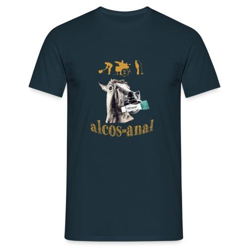 alc - T-skjorte for menn