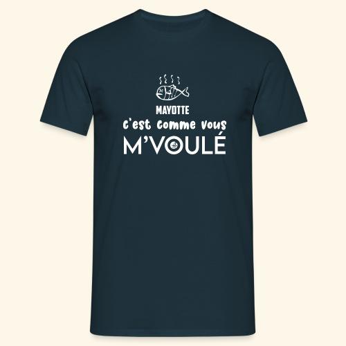 MAYOTTE MVOULE - T-shirt Homme