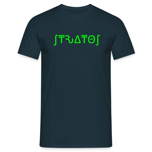 Stratos - Men's T-Shirt