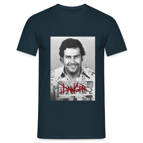 pablo escobar narcos - T-shirt Homme