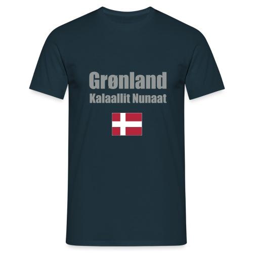 Grønland Expedition - graues Survival Shirt - Männer T-Shirt