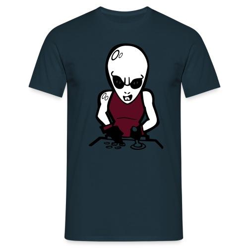 ash nolife - T-shirt Homme