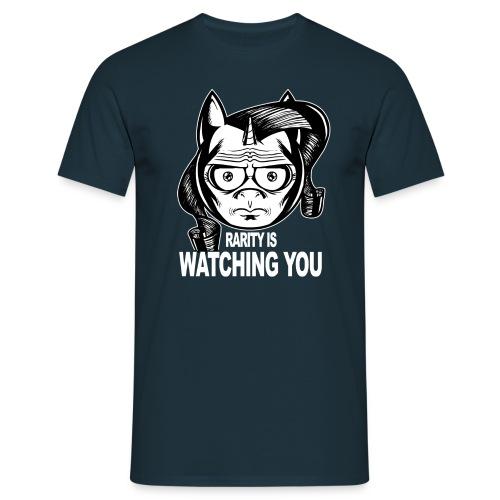 rarity shirt - Men's T-Shirt