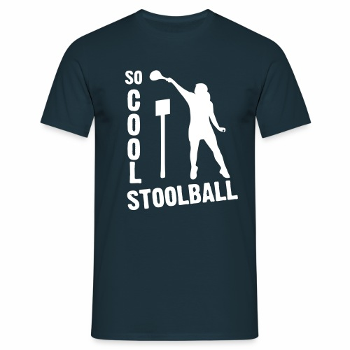 So Cool Stoolball - Men's T-Shirt