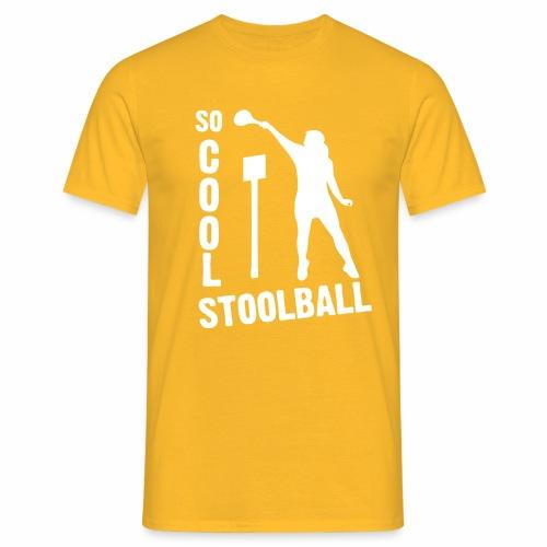 So Cool Stoolball - Men's T-Shirt